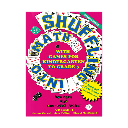 Shuffling Into Math - BK01