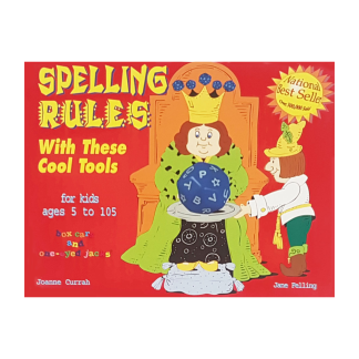 Spelling Rules With These Cool Tools - BK11A