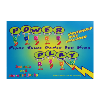 Power Play Place Value Games - BK14A
