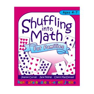Shuffling Into Math With Fun Family Games - BK19