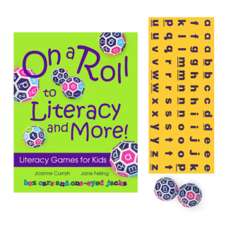 On a Roll to Literacy and More - with tiles and dice - BK21