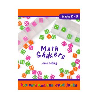 Math Shakers Primary - BK27