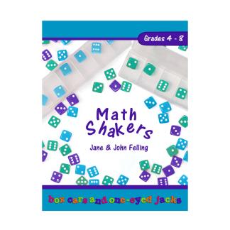 Math Shakers Upper Elementary - BK28