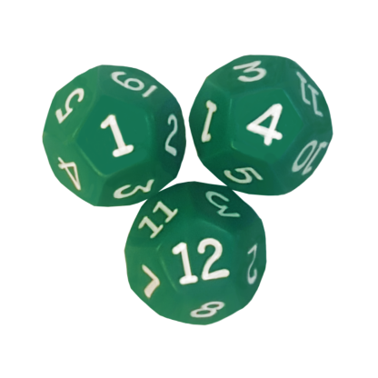 12-Sided Dice - DC19