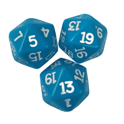 20-Sided Dice - DC21