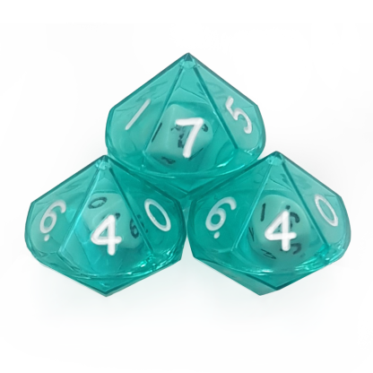 10-Sided Double Dice - DC29