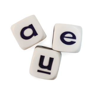 Vowel Dice - DC44