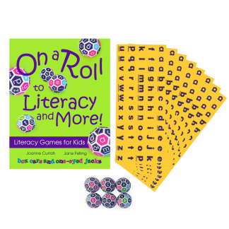 On a Roll to Literacy Class Kit REVISED CONTENTS - KL21