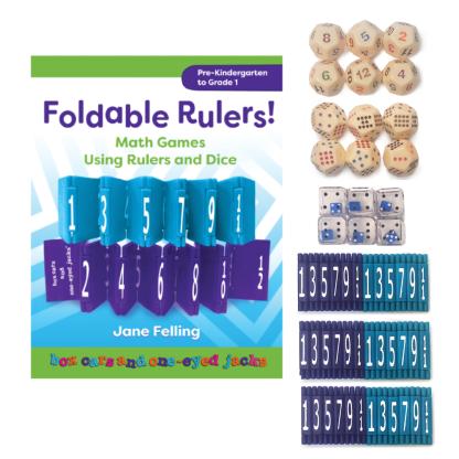 Foldable Rulers Kit - KM36