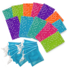 12 Domino sets with Mesh Bags (Class Kit)