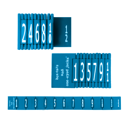 Number Lines (pack of 50) - MN30BLK50